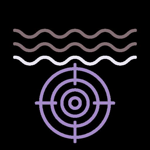 swim shot icon
