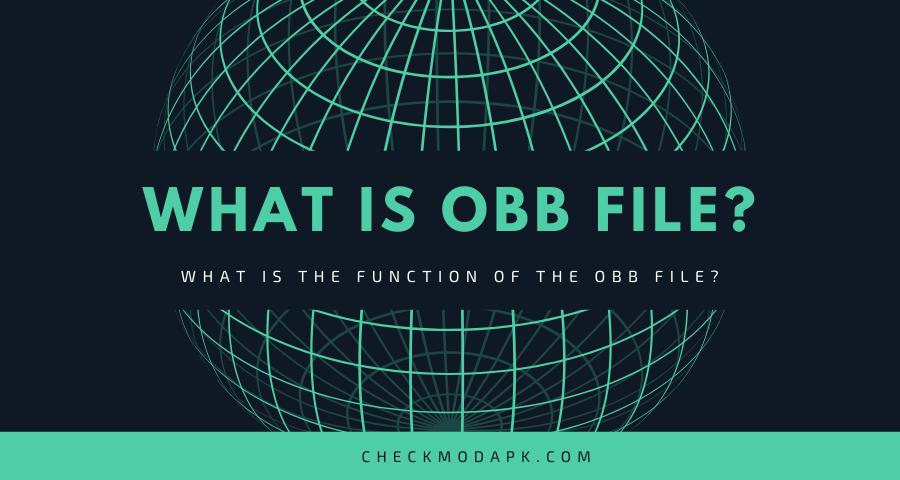 OBB File