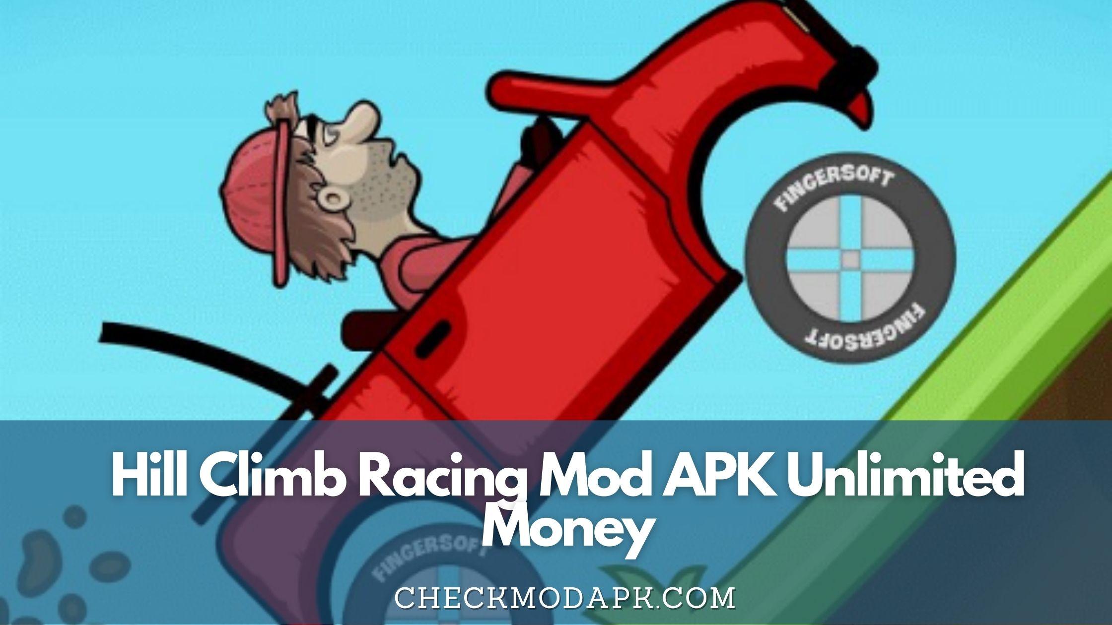 Hill Climb Racing Mod APK Unlimited Money