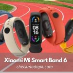 The Xiaomi Mi Smart Band 6