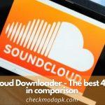 SoundCloud Downloader - The best 4 services in comparison